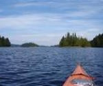 Kayaking Masset Inlet