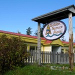 Golden Spruce Motel